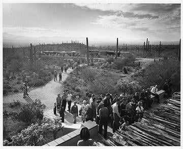On September 26, 1958 the Arizona-Sonora Desert Museum received its millionth visitor. By Bryce Potter