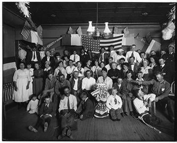 On October 13, 1917A big charity ball and card party for the benefit of St. Joseph's Orphanage marked the passing of Columbus day last night by the Knights of Columbus. By Arizona Historical Society