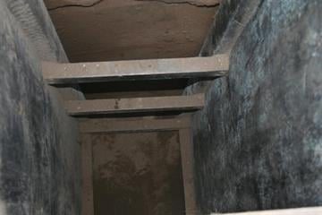 U.S. Border Patrol agents assigned to the Nogales Station discovered an intricate smuggling tunnel passing under the international border yesterday, the first such tunnel found in recent months. By Catherine Holland