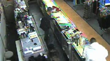 Surveillance from jewelry store robbery in Chandler By Jennifer Thomas