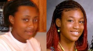 Shawntaea Amos and Diamond Blanton By Jennifer Thomas