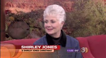 Shirley Jones By Jennifer Thomas
