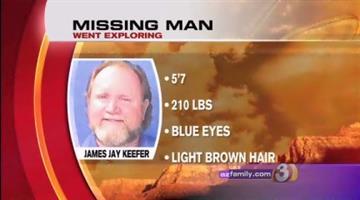 James Jay Keefer By Jennifer Thomas