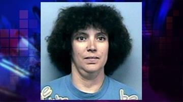 Mesa resident Debi Carrol was arrested on four counts of animal cruelty. By Jennifer Thomas