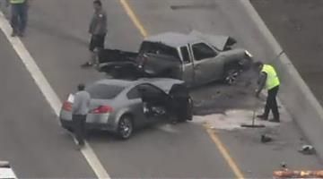The final crash scene By Jennifer Thomas