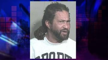 Glenn Allen White was booked on animal cruelty charges. By Jennifer Thomas