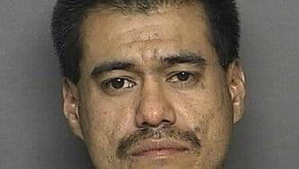 Cerapio Gonzales faces several charges. By Alicia Barron