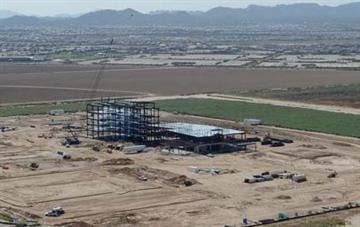 Banner Ironwood Medical Center is scheduled to open Nov. 1. By Catherine Holland