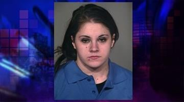 Corinna May Davis was arrested for child abuse By Jennifer Thomas