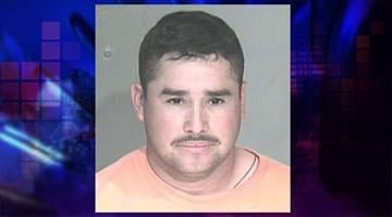 Leobardo Estrada-Robles is accused of stealing a sheriff's deputy's identity By Jennifer Thomas
