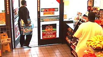 Surveillance photo of Charles Atkins By Jennifer Thomas
