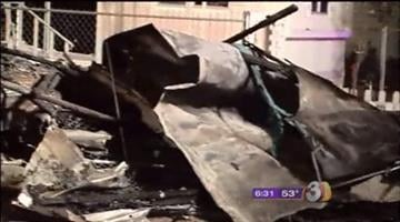 A 52-year-old woman was killed when three homes burned to the ground at an Apache Junction mobile home park early Wednesday morning. By Catherine Holland
