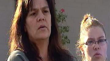 Katherine White and her daughter talk to 3TV about the incident. By Alicia Barron