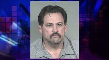 Jimmy Hammack Jr. was positively identified as the suspect in two robberies in Scottsdale on Tuesday By Jennifer Thomas