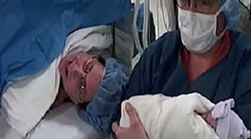 A woman gave birth to three boys and one girl at Banner Good Samaritan Medical Center. By Alicia Barron