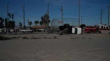 Bizarre crime spree in El Mirage. By Alicia Barron