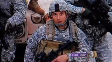 A Mesa soldier was killed while fighting overseas. By Alicia Barron