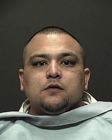 Eddie Martinez, 36, was arrested at The Candy Store for unlawful possession of narcotics for sale -- warrant issued. By courtesy Tucson Police Department
