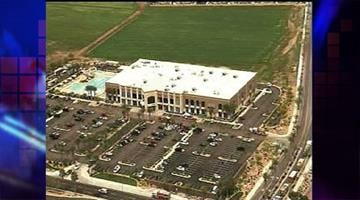 Chlorine splashed on three fitness center employees By Jennifer Thomas