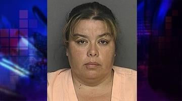 Teresa Diaz was arrested for theft By Jennifer Thomas