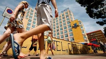Hotels in Spain, Portugal, Italy and Greece have had rate declines. By Catherine Holland