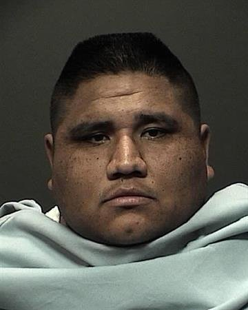 Pancho J. Garcia was booked into the Pima County Adult Detention Center on two counts of Attempted Murder, two counts of Drive-by Shooting, and four counts of Aggravated Assault with a Deadly Weapon. By courtesy Tucson Police Department