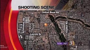A father reportedly shot his two children and then himself at a Scottsdale home Wednesday morning. By Catherine Holland