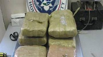 94-year-old woman busted with 11 pounds of marijuana. By Alicia Barron