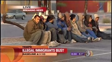 Suspected illegal immigrants detained outside Arizona Mills Mall By Catherine Holland