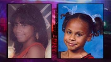 Police said Quiniesha Tatiyana Milton, 15, (left) and Quiniece Tayan Milton, 11, (right) have not been seen since they left for school Thursday morning. These photos are about a year old. By Catherine Holland