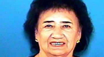Aurora Combs, 80, died after being struck by a car while crossing a street in Maricopa. By Alicia Barron