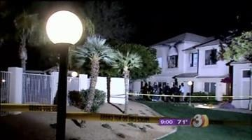 A Phoenix woman is in critical condition after she and her adult son were rescued from their burning town home overnight. By Catherine Holland