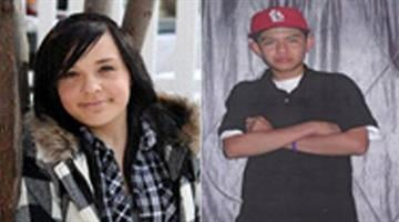 Police in Flagstaff search for two missing teens. By Alicia Barron
