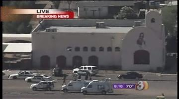 Phoenix police are investigating a double stabbing at a South Phoenix church Thursday morning. By Catherine Holland