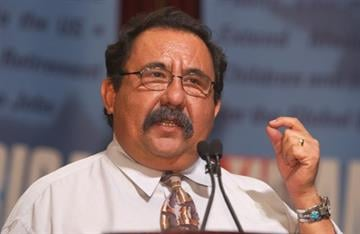 Representative Raul Grijalva By Catherine Holland