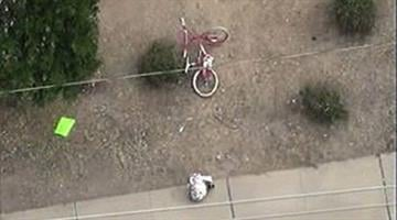 SUV hits 8-year-old bike rider in Glendale By Jennifer Thomas