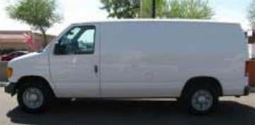 Picture of similar van (not actual vehicle involved) By Jennifer Thomas