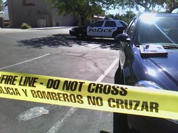 A man was shot to death at this Chick-fil-A on Tucson's north side. By Karen Hill