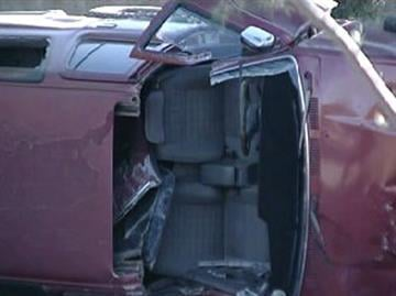 A teen driver who might have been distracted by his CD player was injured in a collision in Surprise. By Jennifer Thomas