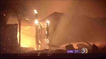 Investigators are trying to determine if an overnight fire that destroyed thousands of dollars of goods donated to a well-known Valley non-profit organization might have been vandalism. By Catherine Holland