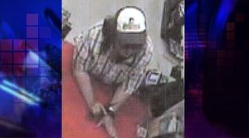 Police have released surveillance photos of the suspect in a Circle K robbery. By Catherine Holland