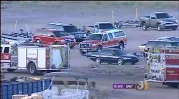 A woman was killed and at least three other people were hurt when two boats collided on Lake Pleasant Saturday evening. By Catherine Holland