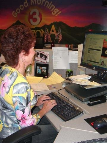 The Queen, answering viewer emails! By Bobbi Jo Kelly