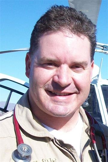 LifeNet nurse Parker Summons died in a helicopter crash in Tucson's midtown Wednesday, August 28.  He was 41-years-old. By Air Methods Corporation