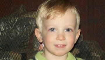 Missing boy Emmett Trapp By Natalie Rivers