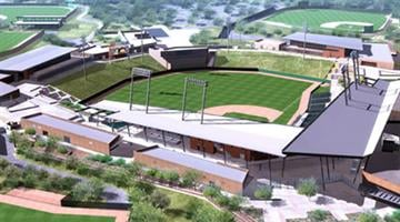 HKS Architects have unveiled the much-anticipated design plans for Salt River Fields at Talking Stick. By Catherine Holland