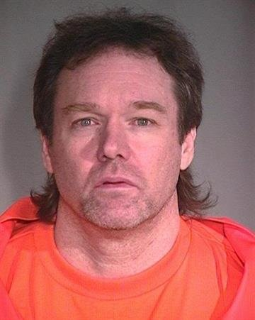 AzDOC inmate Jeffrey Douglas who escaped from a work crew on Tucson's east side Wednesday. By Bob Richardson