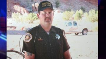 Deputy Brian Harris By Jennifer Thomas