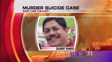 Investigators say Gilbert Ramos shot his wife and two young children before turning the gun on himself. By Catherine Holland