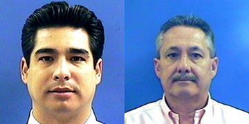 Octavio Von Borstel, left.  Octavio Garcia-Suarez, right. By Bryce Potter